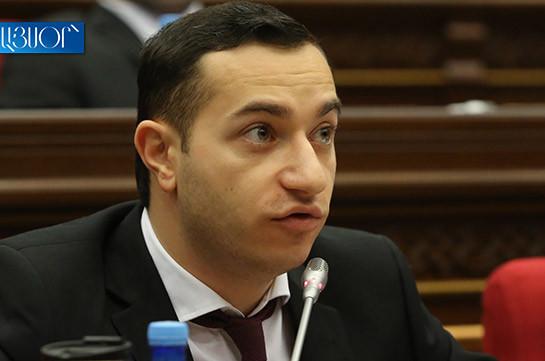 У меня генетическая несовместимость с депутатами, решающими в парламенте вопросы кулаками – Мхитар Айрапетян