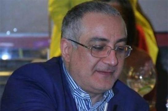 Владелец «5-го канала» Армен Тавадян останется под арестом