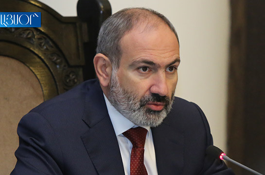 Никол Пашинян обратится сегодня к факту смерти бывшего директора СНБ Георгия Кутояна