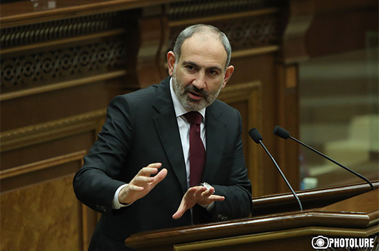 I expressed my condolences to Kutoyan's family in response to media's question what else the government should have done: Pashinyan