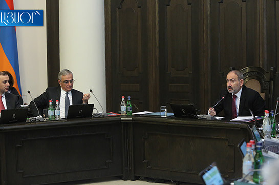 Armath labs to be created by tender system: Armenia's PM refutes claims about impeding technological progress of the labs