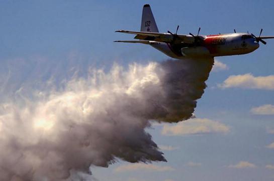 Ավստրալիայում կործանվել է հրդեհը մարող օդանավ