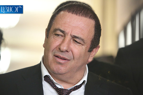 Sector representatives do not brief to PM on slaughterhouses issue completely: Gagik Tsarukyan