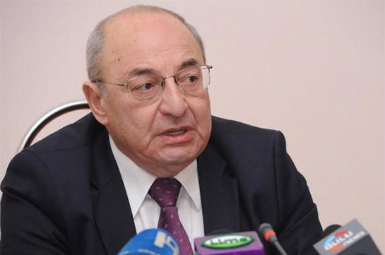 С удовольствием жил бы в стране, руководителем которой был бы Грайр Товмасян – Вазген Манукян