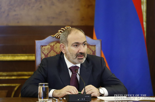 Armenia's PM visited SIS in sidelines of examined criminal case: SIS spokesperson