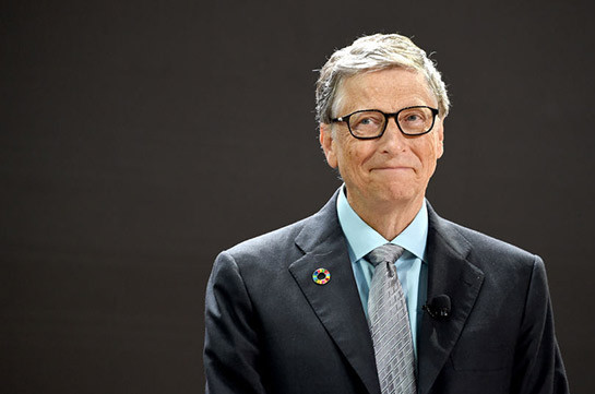 Բիլ Գեյթսը 10 միլիոն դոլար է հատկացրել կորոնավիրուսի տարածման դեմ պայքարի համար