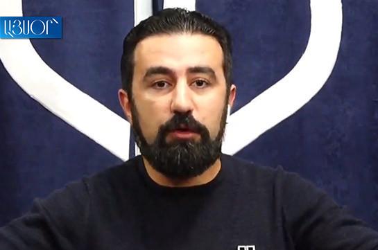 Konstantin Ter-Nakalyan taken to police department