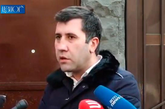 Սա արդեն աբսուրդի ժանրից է. ոստիկանապետի պաշտոնակատարից պահանջելու եմ պարզաբանումներ. Ռուբեն Մելիքյան (Տեսանյութ)