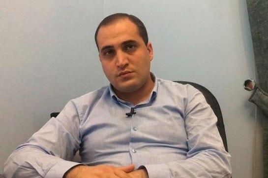 Քաղաքական հետապնդում է․ Նարեկ Սամսոնյանը՝ իրեն բերման ենթարկելու մասին (Տեսանյութ)