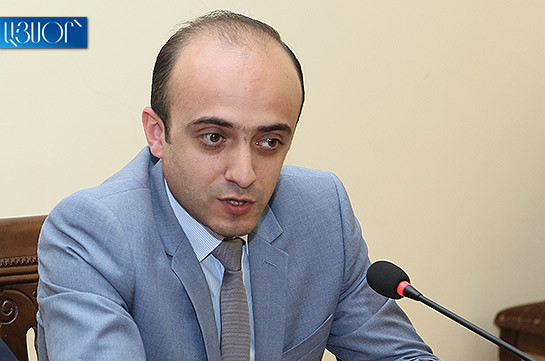 Одна ветвь власти не имеет права оказывать давление на другую – Тарон Симонян