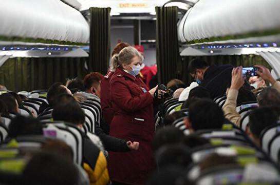 Ռուսաստանում նոր կորոնավիրուսով վարակման դեպքեր չեն գրանցվել