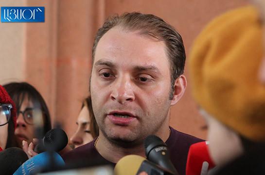 Мигран Погосян направил запрос в Специальную следственную службу для выяснения правовых оснований предоставления Пашиняну тайны следствия