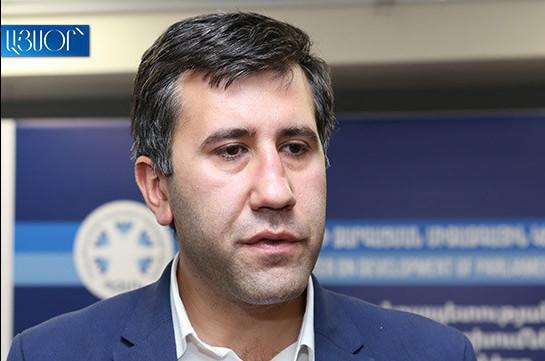 ՍԴ նախագահ Հրայր Թովմասյանի դեմ ՀՔԾ-ում «թխվող» քրգործի վերաբերյալ Հ1-ի «ռեպորտաժը» իշխանության և հանրային միջոցների չարաշահման ակնհայտ դրսևորում է. Ռուբեն Մելիքյան