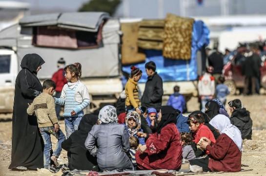 Մեկ օրում Սիրիա է վերադարձել ավելի քան 1000 փախստական