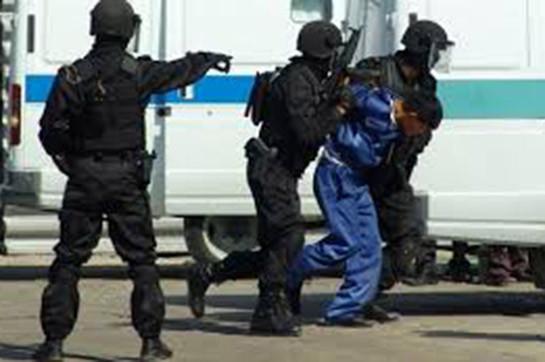 В Казахстане арестована группа предполагаемых террористов