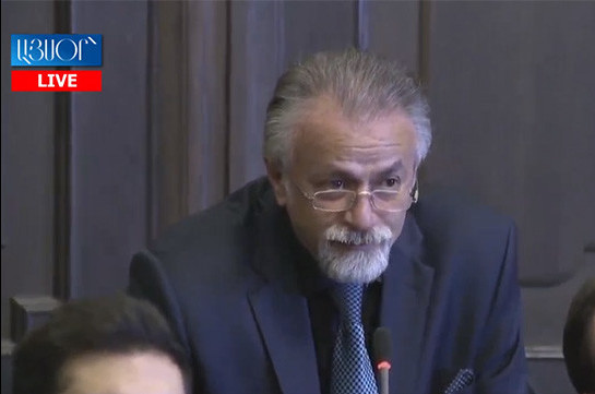 Chairman of the Urban Development Committee Vahagn Vermishyan confessed to getting bribe