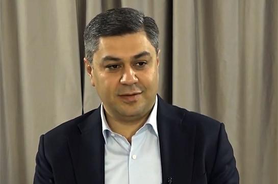 I do not owe anything to Nikol Pashinyan: Artur Vanetsyan