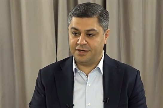 Артур Ванецян считает неверным арест экс-президента Армении Роберта Кочаряна
