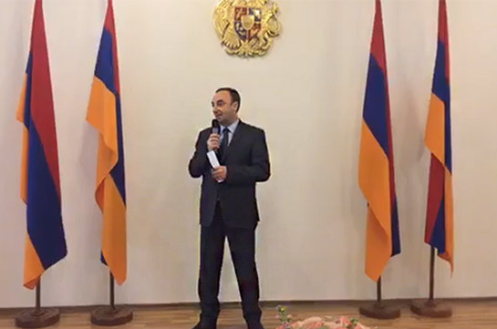 Everything will be fine: Hrayr Tovmasyan to the CC judges