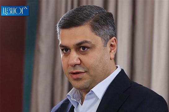 Вчера в Армении было совершено покушение на убийство права и закона – Артур Ванецян