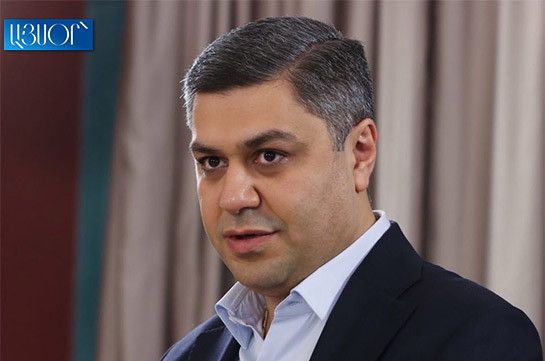 Assassination attempt against right and law made in Armenia: Artur Vanetsyan