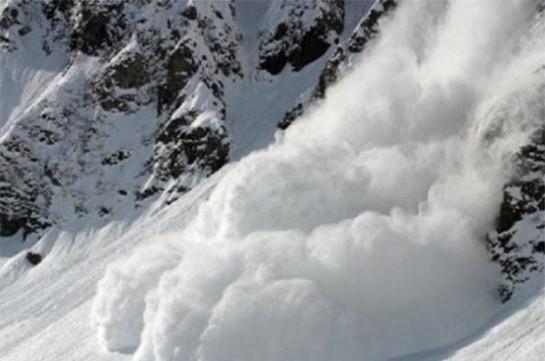 Three servicemen die, one receives light injuries after appearing under avalanche in Armenia's Syunik