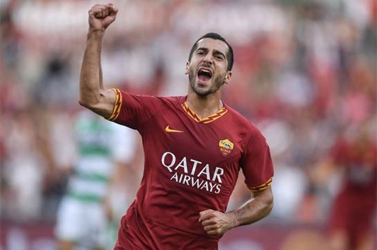 «Рома» проиграла «Болонье» в матче чемпионата Италии, несмотря на гол Мхитаряна (Видео)