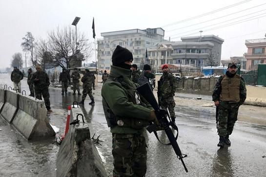 Число жертв взрыва в Кабуле возросло до пяти