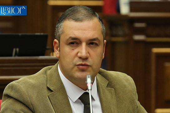Фракция «Процветающая Армения» прекращает сотрудничество с Тиграном Уриханяном