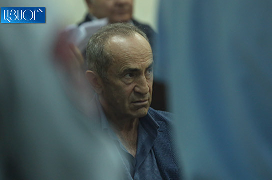 В шестистах томах есть достаточно материалов для раскрытия 10 убийств 1 марта – Роберт Кочарян