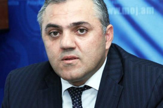Крестник Грайра Товмасяна освобожден из-под ареста