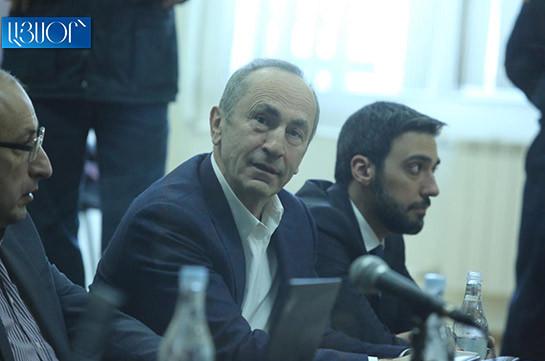 Следующее судебное заседание по делу Роберта Кочаряна состоится 18 февраля