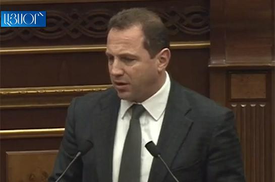 "Armenia's DM denies existence of ""elite"" military unit"