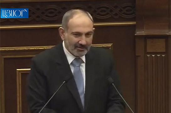 Никол Пашинян: Этим конституционным референдумом мы создаем новый вид туризма – избирательный туризм