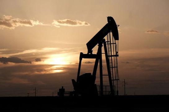 Цена на нефть марки WTI растёт в ходе торгов