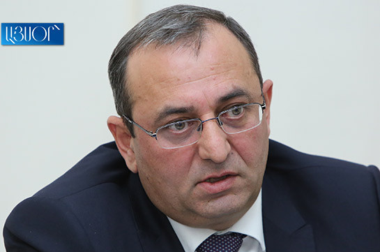 Authorities need referendum to cover up their crime with the decision of the people: ARF-D representative