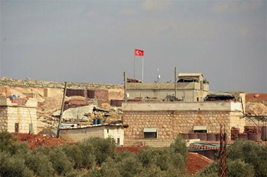 Թուրքիան հատուկ նշանակության ուժերի 400 մարտիկ է տեղակայել Իդլիբի հետ սահմանին