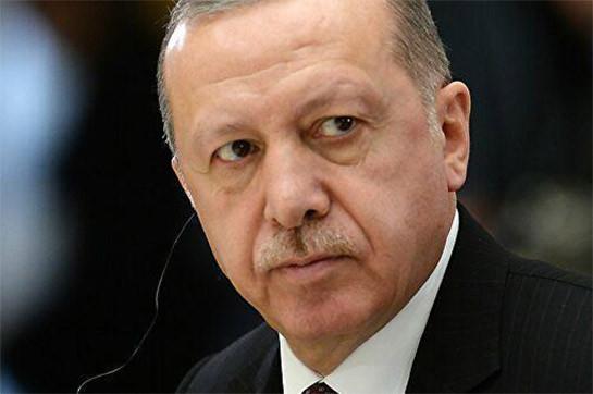 Эрдоган назвал целью Турции в Идлибе предотвращение гибели 4 млн человек