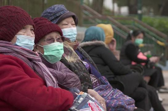 В Китае число жертв коронавируса достигло 1523 человек