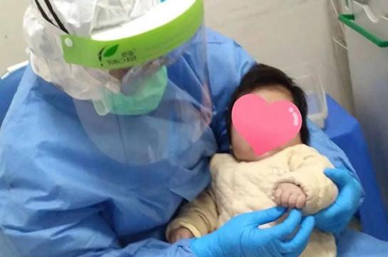 Չինաստանում կորոնավիրուսից բուժել են երկու ամսական երեխայի