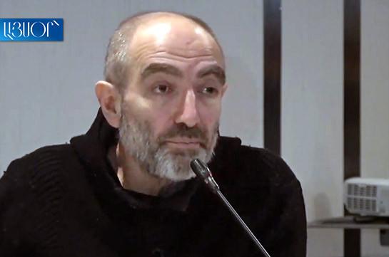 Армению ждут очень зловещие дни, это всего лишь цветочки – Ваган Ишханян