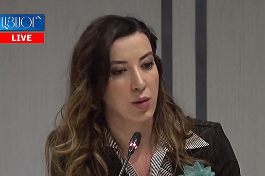 Журналисты должны быть максимально защищены конвенциональными стандартами и Конституцией – Сирануш Саакян
