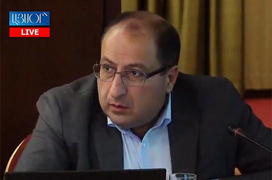 Lawyers in Armenia working under pressure: Hayk Alumyan
