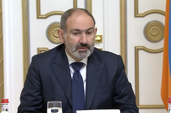 Armenia's PM calls to exclude nervous atmosphere over army