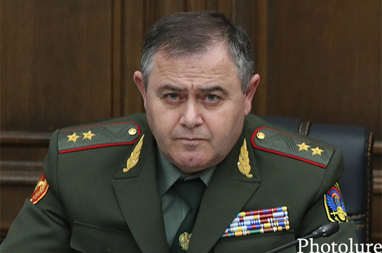Staff changes expected in the Armenian Army: Artak Davtyan