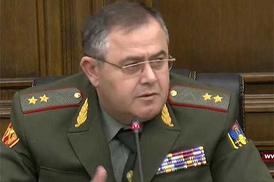 Проводится работа, чтобы исключить в армии привилегированное положение – Артак Давтян