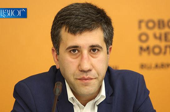 Наша инициативная группа состоит из юристов, а не политических деятелей – Рубен Меликян