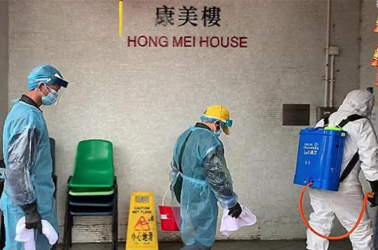 Death toll from new coronavirus in China's Hubei province exceeds 1,920