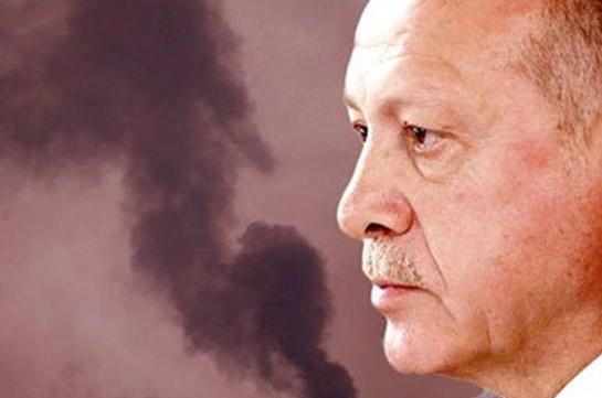 На фоне военно-политической ловушки в Сирии Эрдоган попытается инициировать эскалацию конфликта в Карабахе