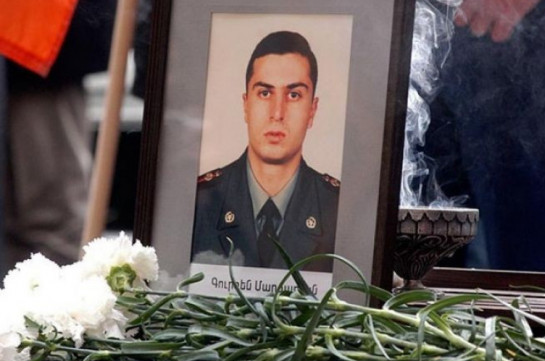 Оглашение вердикта ЕСПЧ по делу об убийстве Гургена Маргаряна ожидается в марте